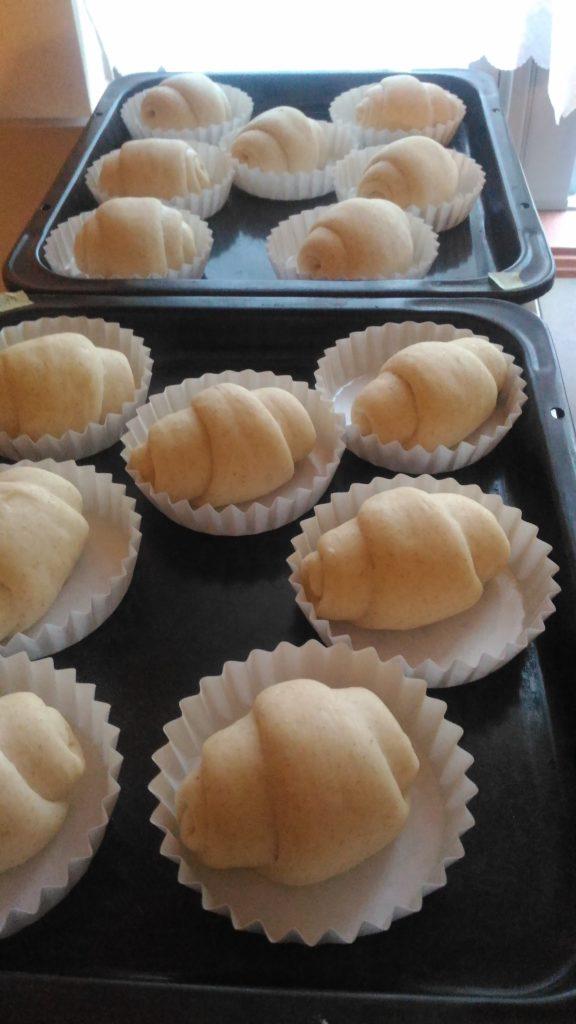 【レポ】3月なごみ邸レッスン「塩バターパン」無事終了