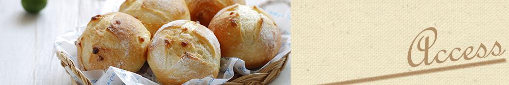 横浜市 緑区 十日市場 おうちパン教室 Ysパン教室のアクセス