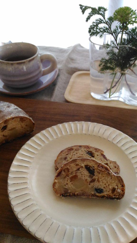 丘の上のパン